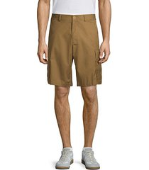 aviator cotton shorts