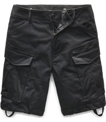 g-star raw men's rovic cargo shorts, created for macy's