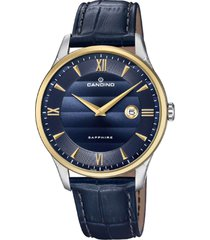 reloj classic timeless azul candino