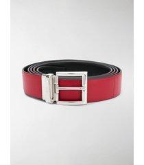 prada reversible belt