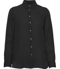 dillon classic-fit shirt långärmad skjorta svart banana republic