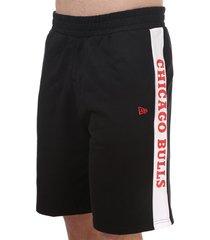 mens contrast chicago bulls shorts