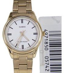 reloj casio dama ltp-v005g-7a análogo original