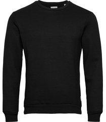 onsceres life crew neck noos sweat-shirt tröja svart only & sons