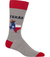 hot sox men's texas socks
