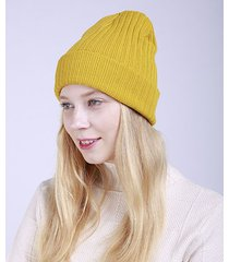 cappellino per berretto a righe a tinta unita per donna cappellino per  berretto caldo antivento cappellino 790afa2d6053