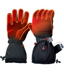 actionheat women's 5v battery heated snow gloves