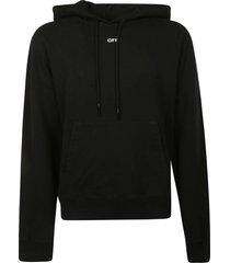 off-white stencil slim hoodie