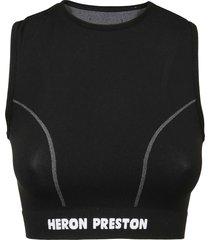 heron preston top sl active periodic