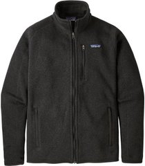 patagonia vest mens better sweater jacket black-s