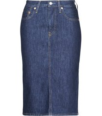 rok levis slide slit skirt juniper ridge