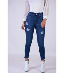 jean azul sochic skinny fit