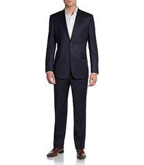 solid surge wool-blend suit