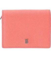 burberry designer wallets, pink leather credit card holder with chain