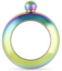 blush charade - bracelet flask
