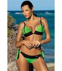 kostium kąpielowy agnes blight green m-398 (3)