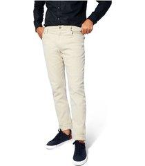 pantalon cleverlander stretch color siete para hombre - beige