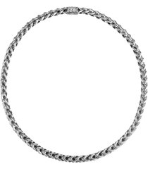 'classic chain' link necklace