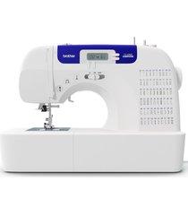 máquina de coser computarizada intermedia brother cs6000i