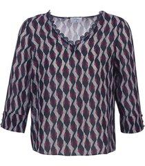 blouse casual attitude idenoqo