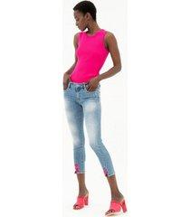7/8 jeans fracomina fr21sp6001d40103