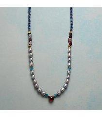 sundance catalog women's marguerite pearl necklace