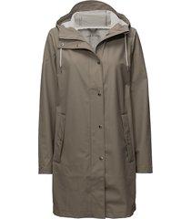 stala jacket 7357 regenkleding beige samsøe samsøe