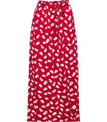 gonna lunga paperbag (rosso) - bodyflirt