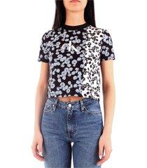 calvin klein j20j213543 t-shirt women black