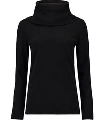 trui hangcol zwart