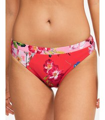 berry sundae tropical classic bikini brief