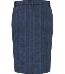 rok wash & go met zakken voor van kjbrand blauw