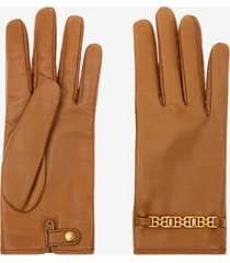 b-chain gloves brown 8