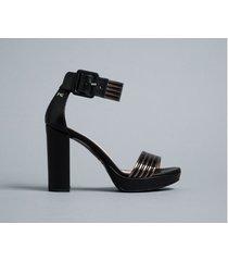 nerogiardini sandali