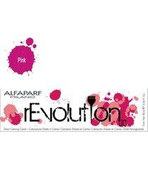 alfaparf revolution color 90ml - pink