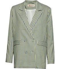 tua blazer colbert groen custommade