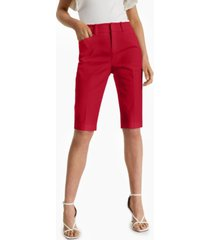 inc slim-fit city shorts, created for macy's