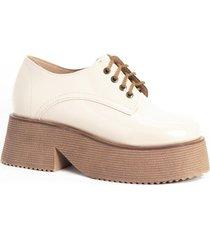 zapato  blanco  tres corazones  505