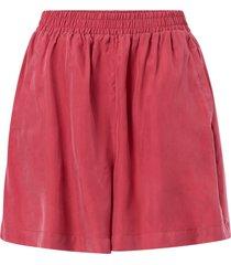 mjuka shorts med kupro