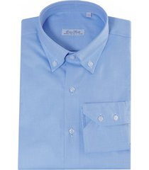 monti blauw overhemd maggiore