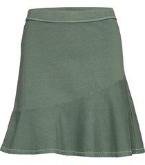 sweep away skirt kort kjol grön odd molly