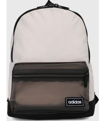 morral  rosa-verde-negro adidas performance classic tailored