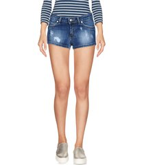 frankie morello denim shorts
