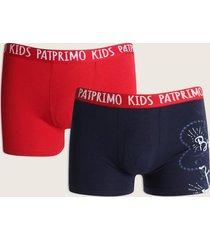 pantaloncillo boxer paq x2 surtido.-8