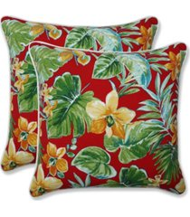 "beachcrest 16"" x 16"" outdoor decorative pillow 2-pack"