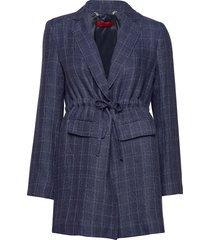cecilia blazers over d blazers blauw max&co.