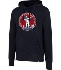 '47 brand men's new york giants retro knockaround hoodie