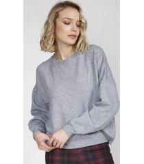sweater juliana gris eclipse
