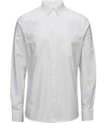 m. paul oxford shirt overhemd business wit filippa k