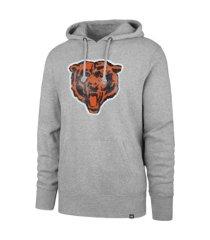 '47 brand chicago bears men's throwback headline hoodie